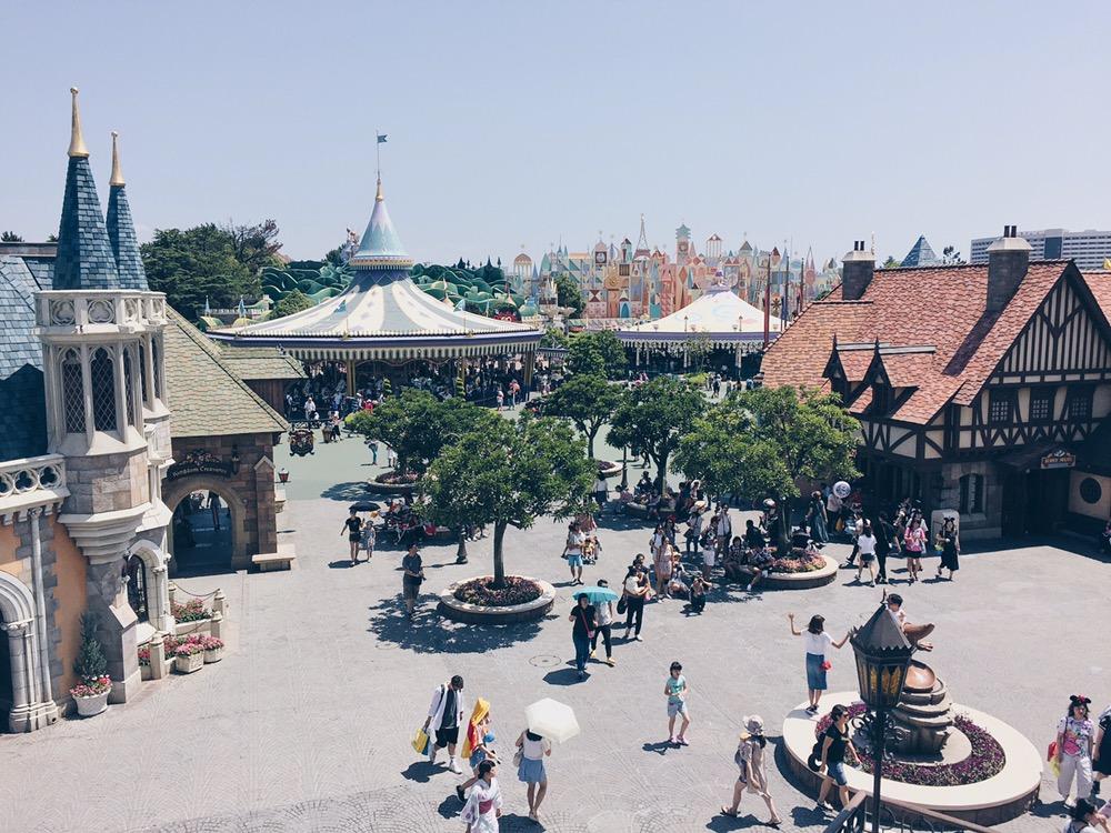 Japan, Tokyo Disneyland - helloteri