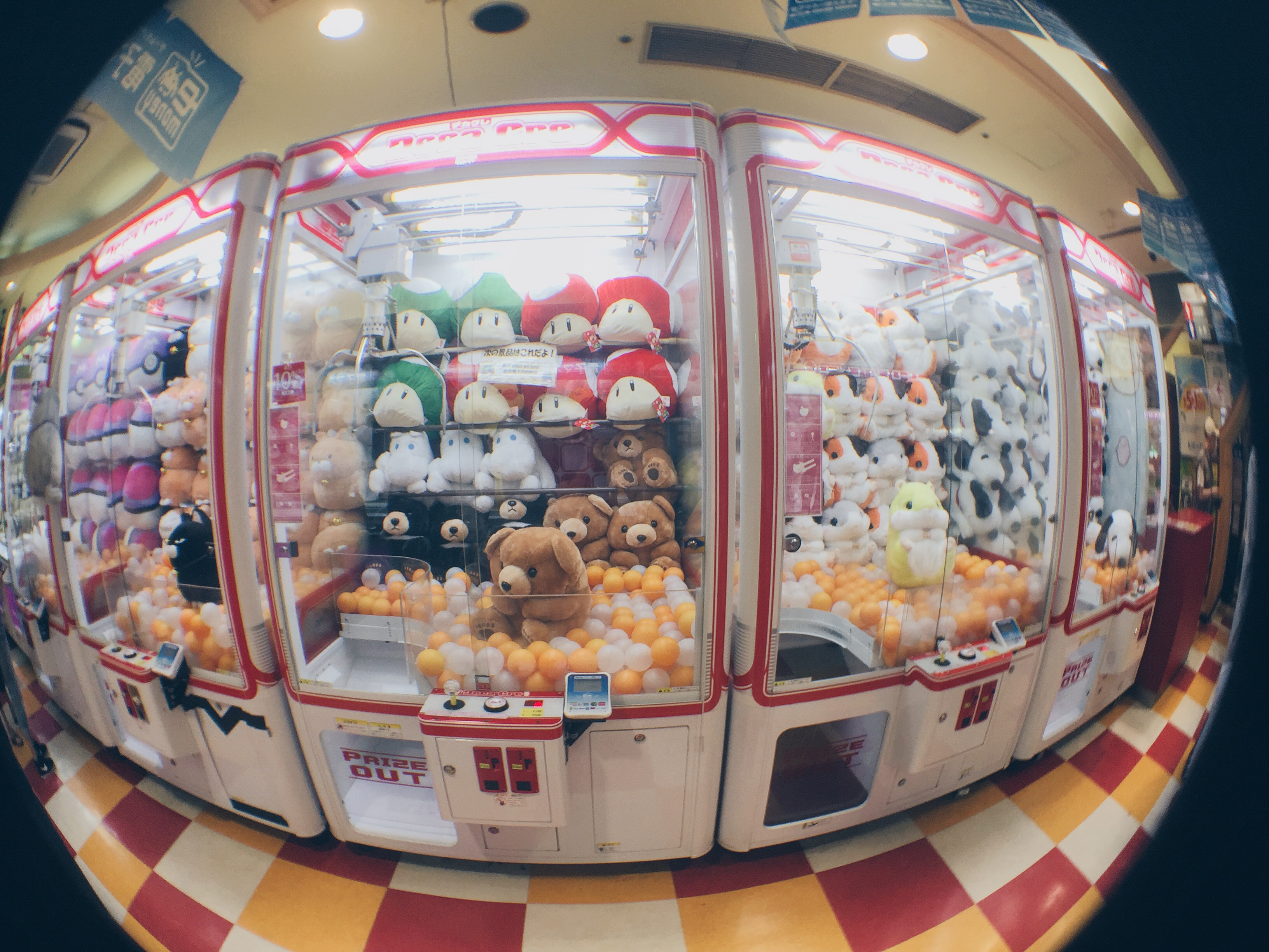Tokyo, Japan - All you need to know about Japanese Claw Machines - Tips and Tricks - helloteri