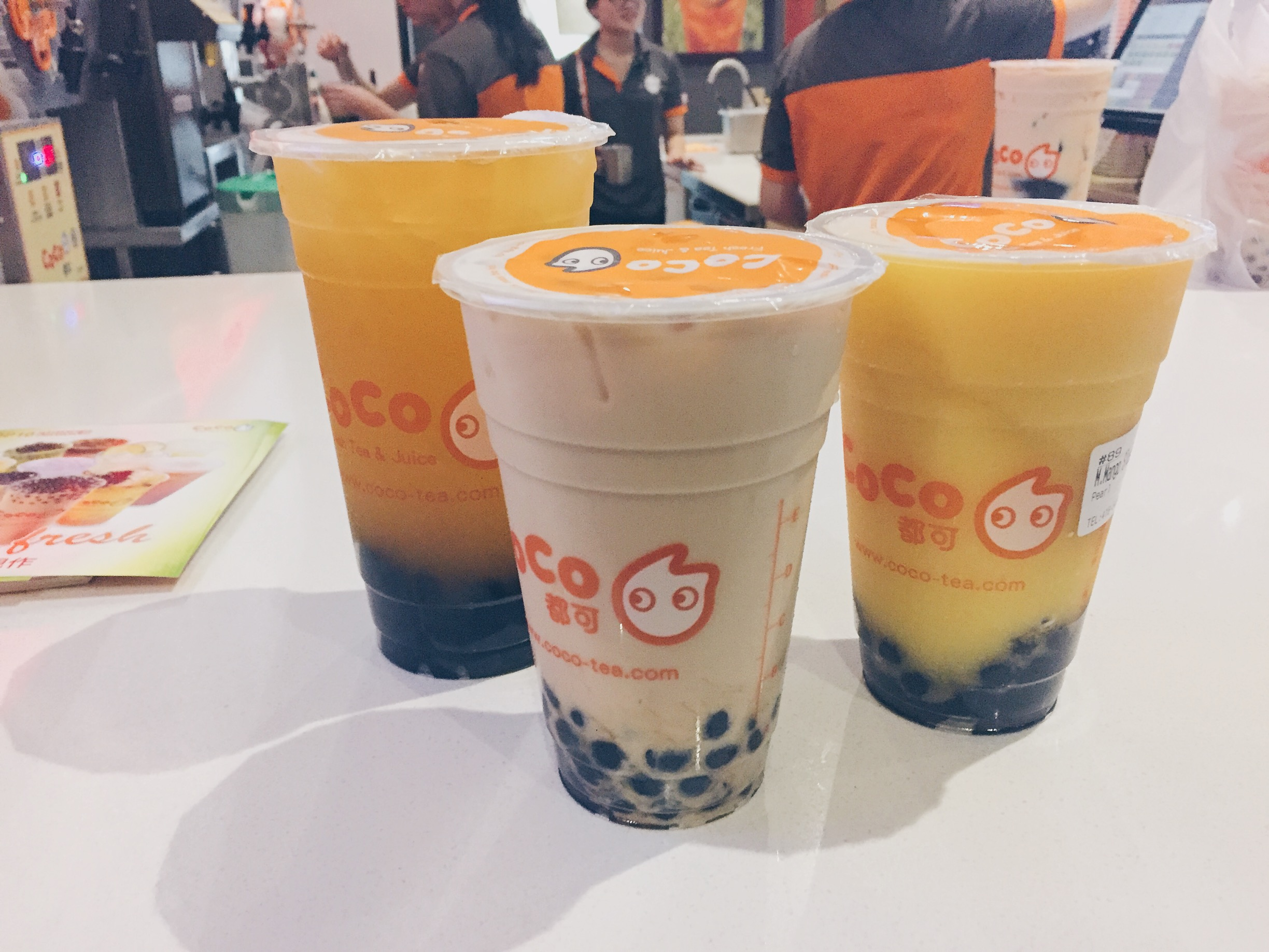 CoCo Bubble Tea 🍹 - helloteri