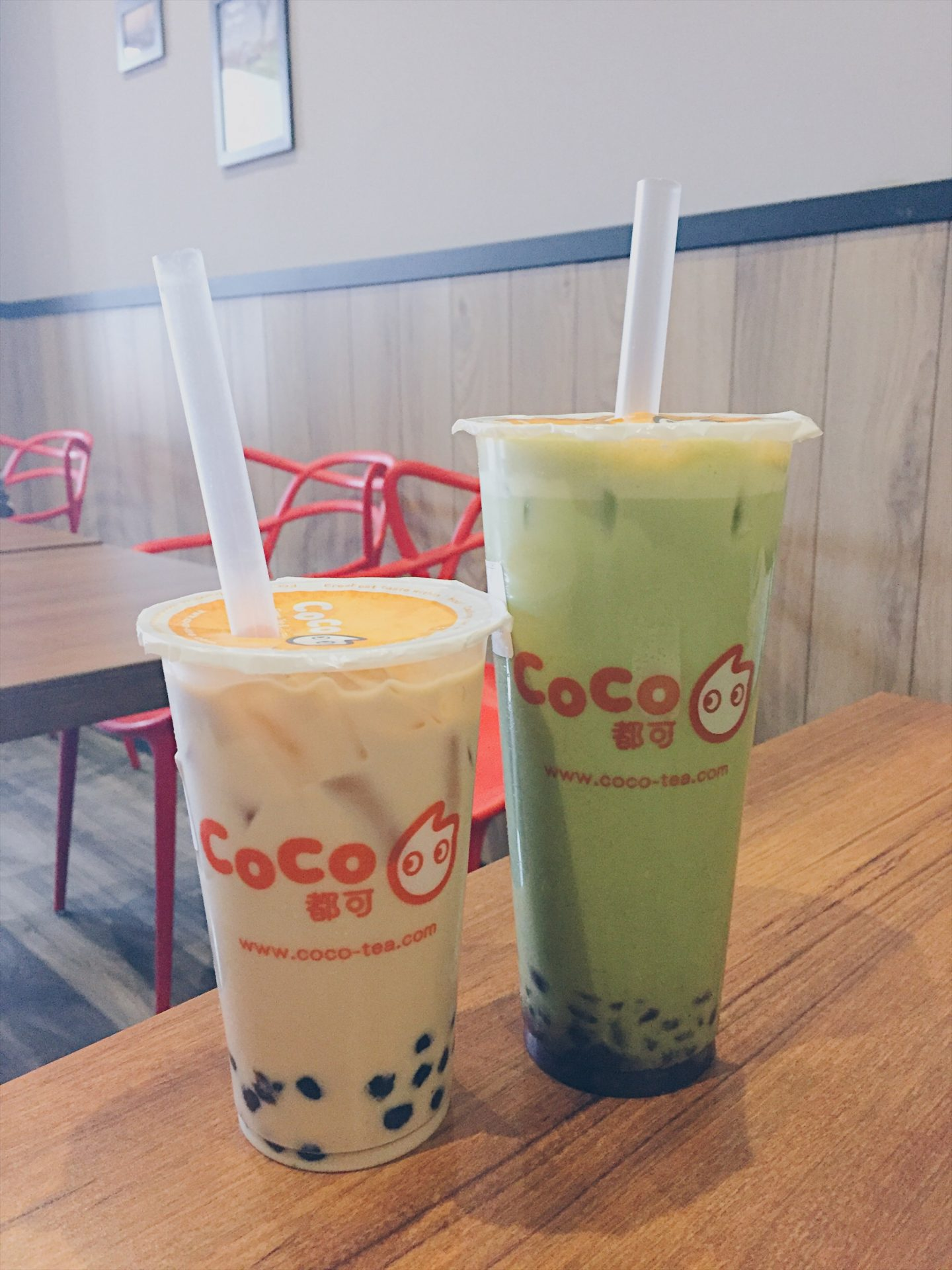 CoCo Bubble Tea 🍹